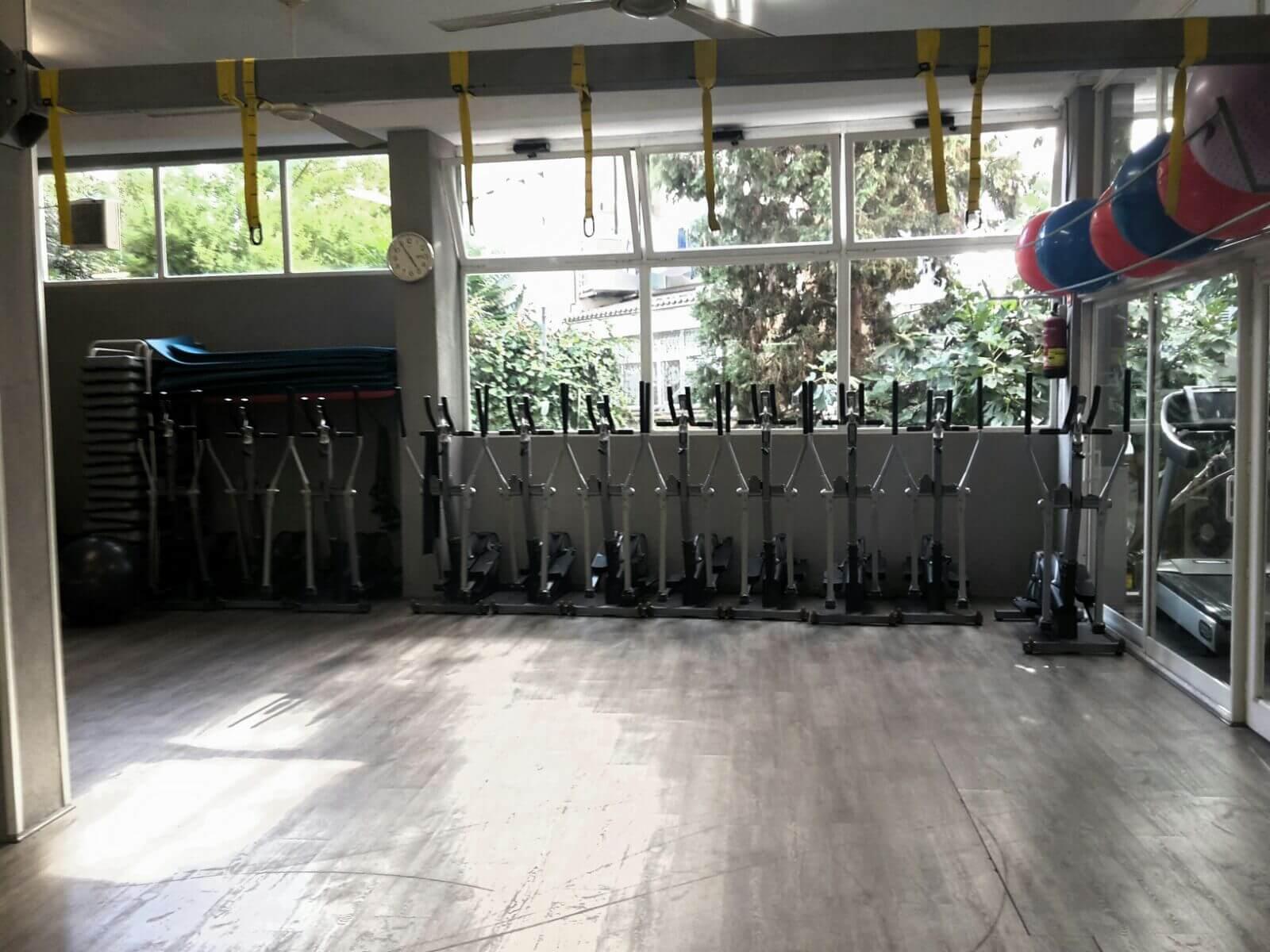 Gimnasio Iron Salfer Fitness de Zaragoza