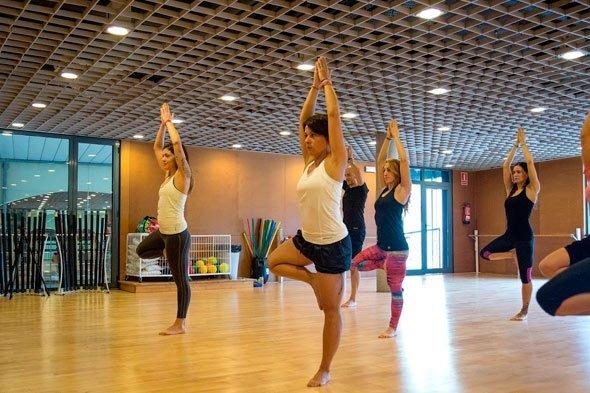 Balance en Gimnasio Iron Salfer Fitness de Zaragoza