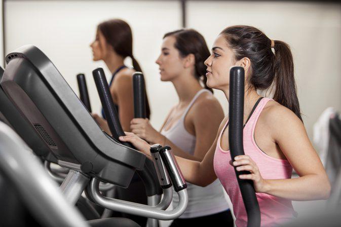 Elipsing en Gimnasio Iron Salfer Fitness de Zaragoza