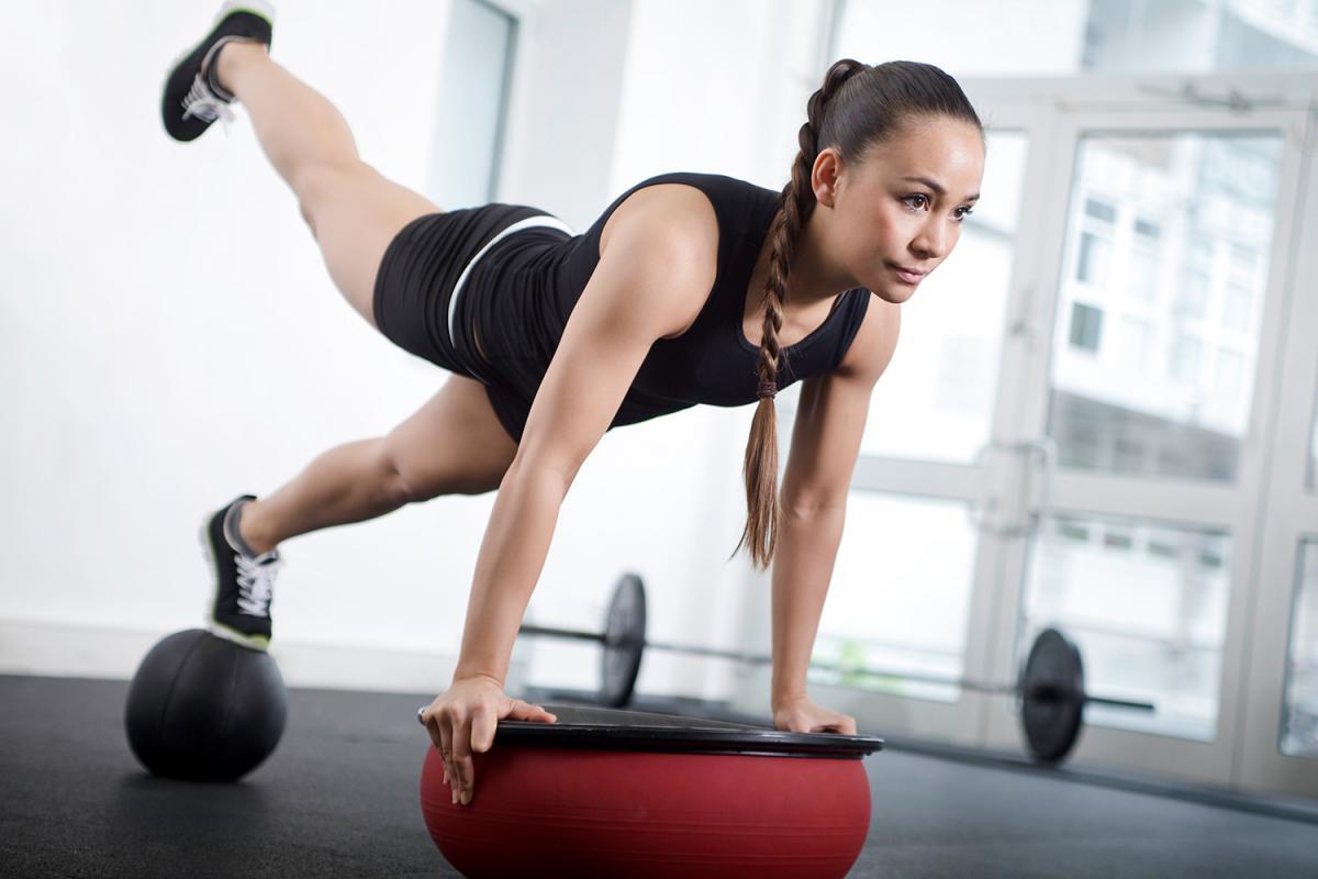 Funcional Training en Gimnasio Iron Salfer Fitness de Zaragoza